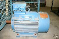 1770 RPM/ 3 Phase SIEMENS ELECTRICAL MOTOR