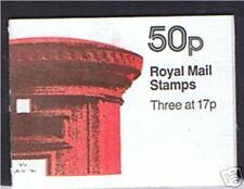 Gb 1985 Fb 31 Pillar Box Design Booklet