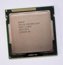 Intel Pentium G630 (SR05S) Dual-Core 2.7GHz/3M Socket LGA1155 Processor CPU