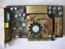 Chaintech Geforce 4 ti4200 128mb VGA S-Video DVI AGP