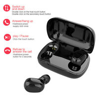 L21 Bluetooth 5.0 Headset TWS Wireless Earphones Earbuds Stereo Sports Headphone