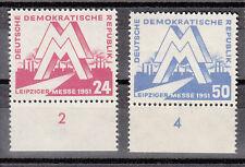 DDR, Nr. 282-283, postfrisch