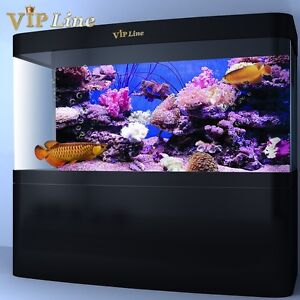 Coral PVC Aquarium Background Poster Fish Tank Decorations Landscape 24 48 72