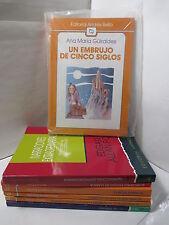 UN EMBRUJO DE 5 SIGLOS - GUIRALDES Graded Spanish Literature Libros en Espanol