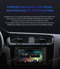 XTRONS TCD618 ANDROID 8 AUTORADIO CAR PLAYER NAVI GPS X NISSAN QASHQAI X-TRAIL