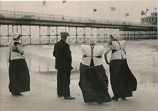 STAPHORST c. 1938 - Costumes Traditionnels Hollande  - Div 9011