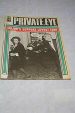 October Private Eye News & General Interest Magazines