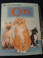 Cats - For Cat Lovers of All Ages - Handmade book of Cats, Unique gift!