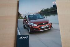 101789) Suzuki SX4 Prospekt 09/2011