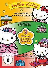 Hello Kitty - Das große Filmabenteuer & Die kleine Prinzessin & Der schönste Tag