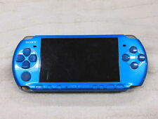 A1332 Sony PSP 3000 console Vibrant Blue Handheld system Japan x