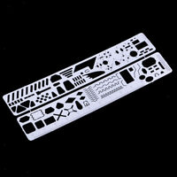 2pcs/Set Modeling Template Engrave Forming Block for Gundam Hobby Craft