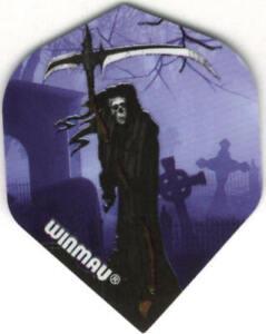 WINMAU Grim Reaper Dart Flights: 3 per set