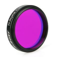 """SVBNOY H-Alpha 7nm 1.25"""" Filter Narrowband Astro deep sky photography CCD Filter"""
