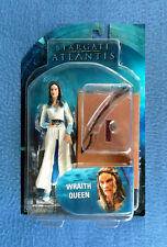 STARGATE ATLANTIS WRAITH QUEEN DIAMOND SELECT 7 INCH FIGURE STAR GATE 2004