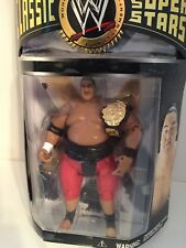 WWE Yokozuna wrestling figure Classic Superstars Toy WWF Flashback Japan Sumo