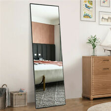 Large Full Length Floor Mirror Leaning Wall Living Bedroom Standing Makeup