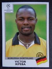 Panini Champions League 1999-2000 - Victor Ikpeba (Borussia Dortmund) #67
