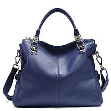 Women Handbag Genuine Leather Purse Lady Shoulder Messenger Bag Tote Bags