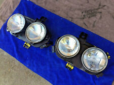 FORD ZF ZG FAIRLANE head light assemblies left right pair complete FREE POSTAGE