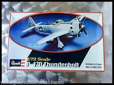 REVELL P-47 Republic Thunderbolt 1:72 scale kit numéro H-48 RARE 1978 Kit