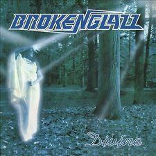 BROKEN GLAZZ Divine +6 bon trks CD DIGIPAK 14 trks SEALED NEW 1991/2013 EotL USA