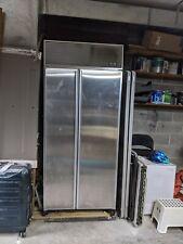 Vintage Sub-zero Side-by-Side Refrigerator