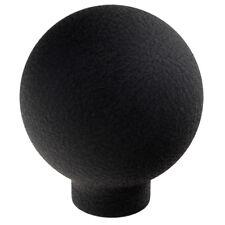 VOODOO GEAR LEVER KNOB TEXTURED BLACK FINISH MAZDA MX5 MK1-4 FIAT 124 902-258