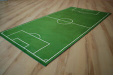 Place de football enfants Tapis de jeu football 80x150 cm lk-414 NEUF