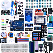 Elegoo UNO R3 Project The Most Complete Ultimate Starter Kit - w/ TUTORIAL