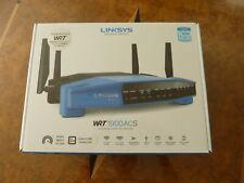 Linksys WRT1900ACS Dual Band Gigabit SMART Wi-Fi Wireless Router (2.4 + 5GHz)