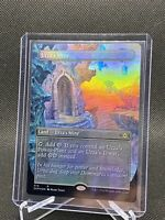 Urza's Mine Borderless Double Masters FOIL MTG NM Magic The Gathering