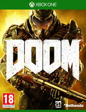 Doom D1 Day One Edition XBOX ONE IT IMPORT BETHESDA