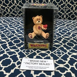 Bad Taste Bears VALENTINO Full Sized *BRAND NEW SEALED*