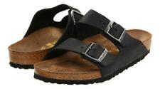 Birkenstock Leather Sandals & Thongs For Men