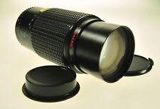 Pentax K Mount Tou Five Star Mc Auto Macro Zoom 70-200mm F4 Camera Lens