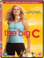 The Big C: Complete Season 2 DVD (2012) Laura Linney cert 15 ***NEW***