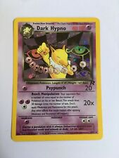 Pokemon Cards TCG - Dark Hypno - Holo - Team Rocket - NM - A