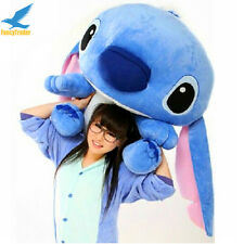 Big Plush Lilo & Stitch Soft Doll Giant Stuffed Toy Kid Beanbag Kid Cushion Gift