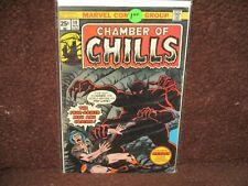 CHAMBER OF CHILLS # 19 (Nov. 1975) Marvel Comics FN