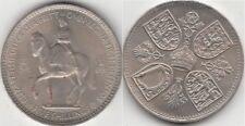 Monnaie Grande-Bretagne Crown 1953