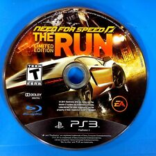 Need for Speed: The Run -- Limited Edition (PS 3, 2011) Disc Only # 14573