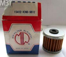 MEIWA FILTRO DE ACEITE 15412-kn6-9612 Filtro de aceite DAELIM VS125