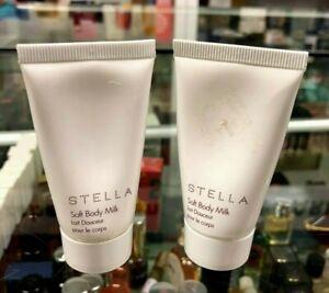 Stella Soft Body Milk Pair by Stella McCartney 30ml x 2
