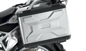 ORIGINAL BMW Motorrad Variokoffer-Set Silber , R1200GS,R1250GS,F850-F750GS