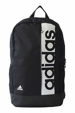adidas S99967 Backpack Training Linear Performance Bag Black Workout School 888c95b46093c