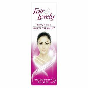 2x Fair & Lovely Advanced Multi Vitamin Face Cream, 80gm