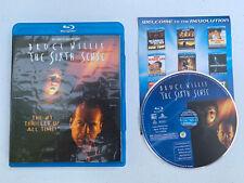 The Sixth Sense (1999, Blu-ray Disc) Bruce Willis, Haley Joel Osment