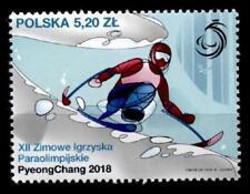 Paralympische Winterspiele, Pyeongchang. Monoskibob. 1W. Polen 2018
