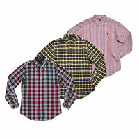 Polo Ralph Lauren Mens Buttondown Shirt Custom Fit Long Sleeve S M L New Nwt Prl